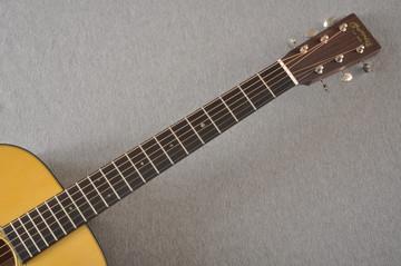 Martin Custom OM Style 18 Adirondack Sinker Mahogany #2398533 - Neck