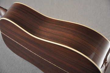 D-28 Standard Dreadnought Acoustic Guitar #2411821 - Side