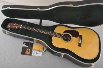 D-28 Standard Dreadnought Acoustic Guitar #2411821 - Case