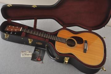 2016 Martin OM-28 LR Baggs Lyric Geib Case Upgrade #1989182 - Case
