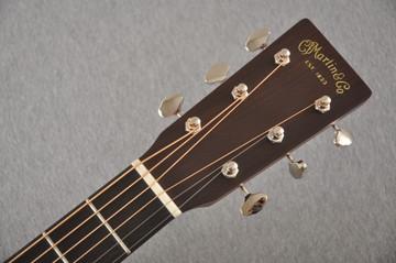 Martin Custom D Style 18 Adirondack Mahogany Dread #2386327 - Headstock