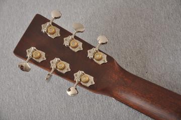 Martin Custom D Style 18 Adirondack Mahogany Dread #2386327 - Back Headstock
