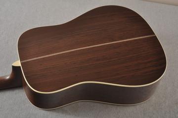 Martin HD-28 Sunburst Standard Dreadnought Acoustic #2421762 - Back