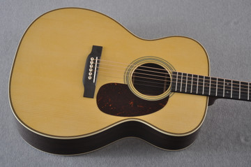 Martin Custom 000 Style 28 Marquis Adirondack GE Scallop #2439247 -Top