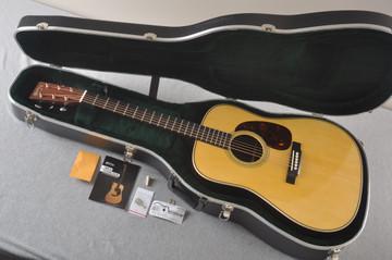 Martin HD-28 Dreadnought Acoustic Guitar #2412065 - Case