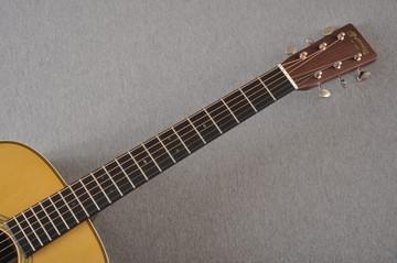 Martin HD-28 Dreadnought Acoustic Guitar #2412065 - neck