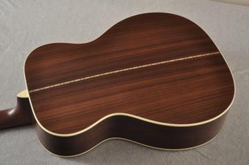 Martin Custom 000 Style 28 Adirondack Ambertone Guitar #2439245 - Back