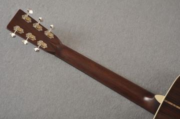 Martin Custom 000 Style 28 Adirondack Ambertone Guitar #2439245 - Back Neck