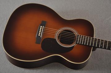 Martin Custom 000 Style 28 Adirondack Ambertone Guitar #2439245 - Top