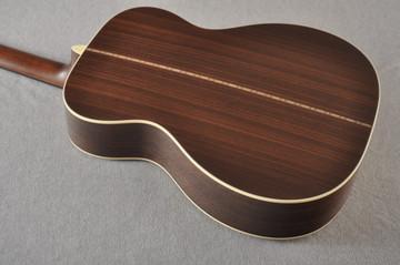 Martin Custom 000 Style 28 Adirondack Guitar #2439246 - Back Angle