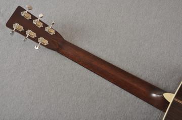 Martin Custom 000 Style 28 Adirondack Guitar #2439246 - Back Neck