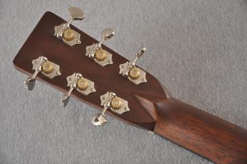 Martin Custom 000 Style 28 Adirondack Guitar #2439246 - Back Headstock