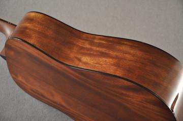 Martin Custom D Style 18 GE Adirondack Sinker Mahogany #2457205 - Side