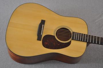 Martin Custom D Style 18 GE Adirondack Sinker Mahogany #2457205 - Top