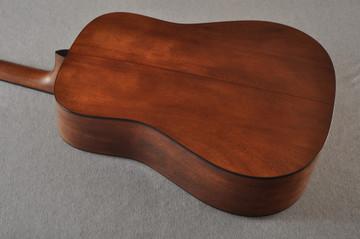 Martin Custom D Style 18 GE Adirondack Sinker Mahogany #2457205 - Back Angle