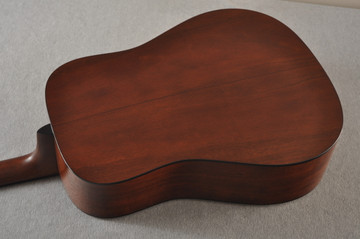 Martin Custom D Style 18 GE Adirondack Sinker Mahogany #2441720 -  Back