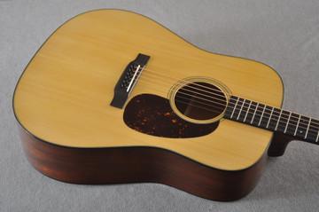 Martin Custom D Style 18 GE Adirondack Sinker Mahogany #2441720 - Top Angle