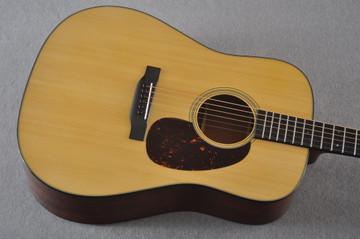 Martin Custom D Style 18 GE Adirondack Sinker Mahogany #2441720 - Top