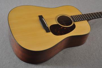 Martin Custom D Style 18 GE Adirondack Sinker Mahogany #2441720 -  Beauty