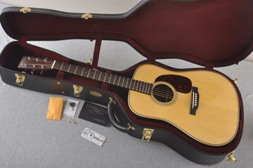 Martin Custom HD Style 28 Marquis GE 37 Neck #2457220 - Case