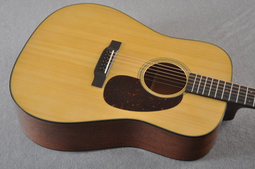 Martin Custom Dreadnought Style 18 GE Adirondack Waverly #2457204 - Top Angle