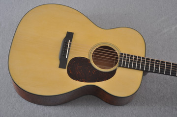Martin Custom 000 Style 18 Adirondack Acoustic Guitar #2441725 - Top