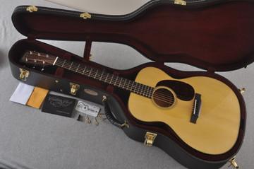 Martin Custom 000 Style 18 Adirondack Acoustic Guitar #2441725 - Case