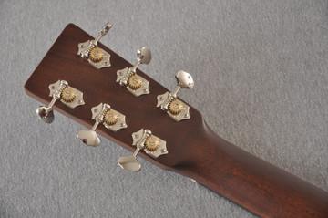 Martin Custom 000 Style 18 Adirondack Acoustic Guitar #2441725 - Back Headstock