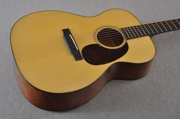 Martin Custom 000 Style 18 Adirondack Acoustic Guitar #2441725 - Beauty