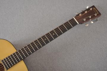 Martin Custom 000 Style 18 Adirondack Acoustic Guitar #2441725 - Neck