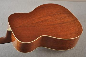 Martin Custom J Jumbo Style 18 GE Adirondack Sinker Mahogany #2241308 - Back Angle