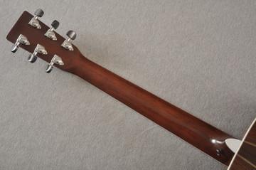 2013 Martin Custom Shop OM Style 35 Acoustic Electric #1702441 - Back Neck