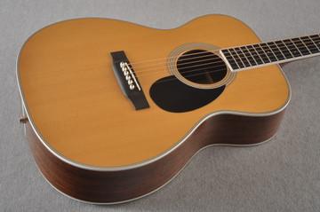 2013 Martin Custom Shop OM Style 35 Acoustic Electric #1702441 - Beauty