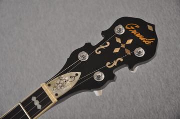 1970's Grande Banjo Made In Japan - Headstock