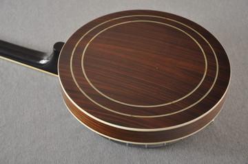 1970's Grande Banjo Made In Japan - Back Angle