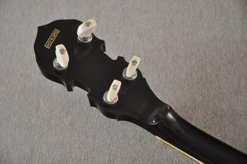 1970's Grande Banjo Made In Japan - Back Headstock