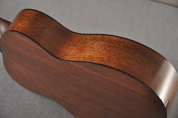 Martin 000 Custom Style 18 Adirondack Ambertone Guitar #2483234 - Side
