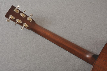 Martin 000 Custom Style 18 Adirondack Ambertone Guitar #2483234 - Back Neck