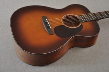 Martin 000 Custom Style 18 Adirondack Ambertone Guitar #2483234 - Beauty
