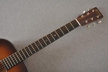 Martin 000 Custom Style 18 Adirondack Ambertone Guitar #2483234 - Neck