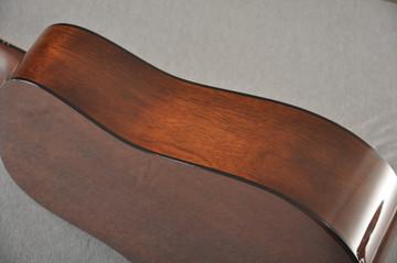 Martin Custom Dread Style 18 GE Adirondack Sinker Ambertone #2483245 - Side