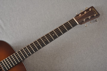 Martin Custom Dread Style 18 GE Adirondack Sinker Ambertone #2483245 - Neck