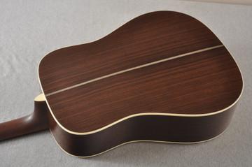 Martin Custom HD Style 28 Adirondack Ambertone #2483255 - Back