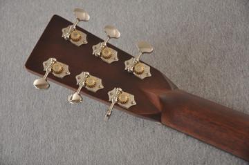 Martin Custom 000 Style 28 Adirondack Ambertone Guitar #2483237 - Back Headstock