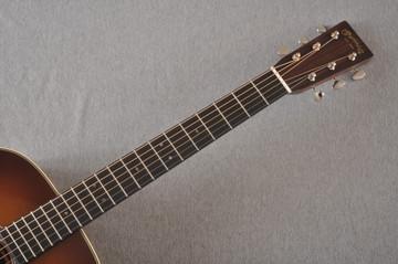 Martin Custom 000 Style 28 Adirondack Ambertone Guitar #2483237 - Neck