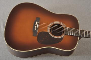 Martin Custom HD Style 28 Marquis Ambertone GE Adirondack #2457218 - Top