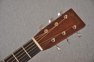 Martin D-28 Authentic 1937 VTS Dreadnought Guitar #2496089 - Headstock
