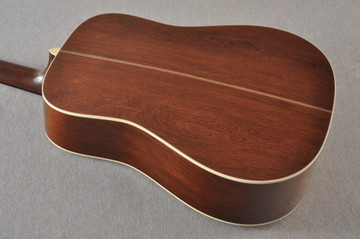 Martin D-28 Authentic 1937 VTS Dreadnought Guitar #2496089 - Back