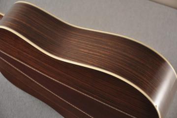 Martin HD-35 Dreadnought Standard Acoustic Guitar #2502668 - Side