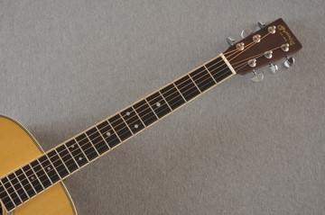 Martin HD-35 Dreadnought Standard Acoustic Guitar #2502668 - Neck
